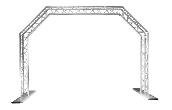 Arche en Aluminium