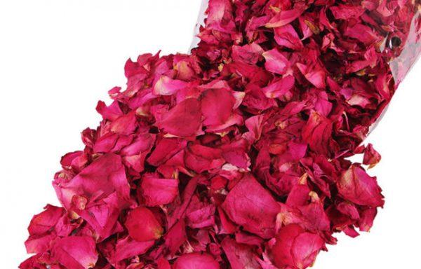 Pétales de roses