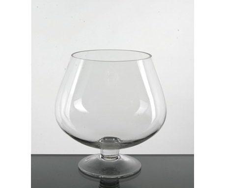 Vase style verre à Pied