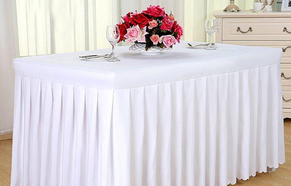 Jupe de table