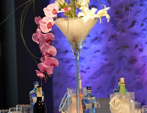 Vase style «Martini»